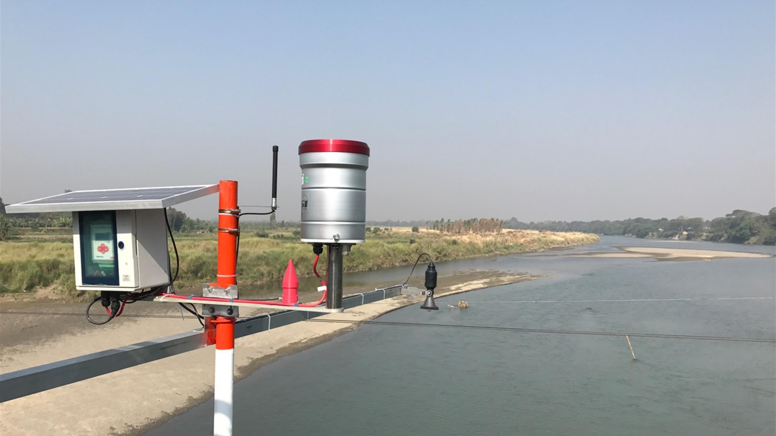 Hydrologic Monitoring