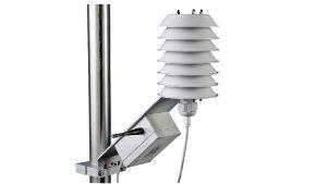 Termoigrometro a ventilazione naturale - Uscita analogica, RS485, radio
