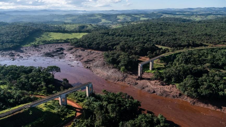Crolli delle dighe minerarie? Mai più!
