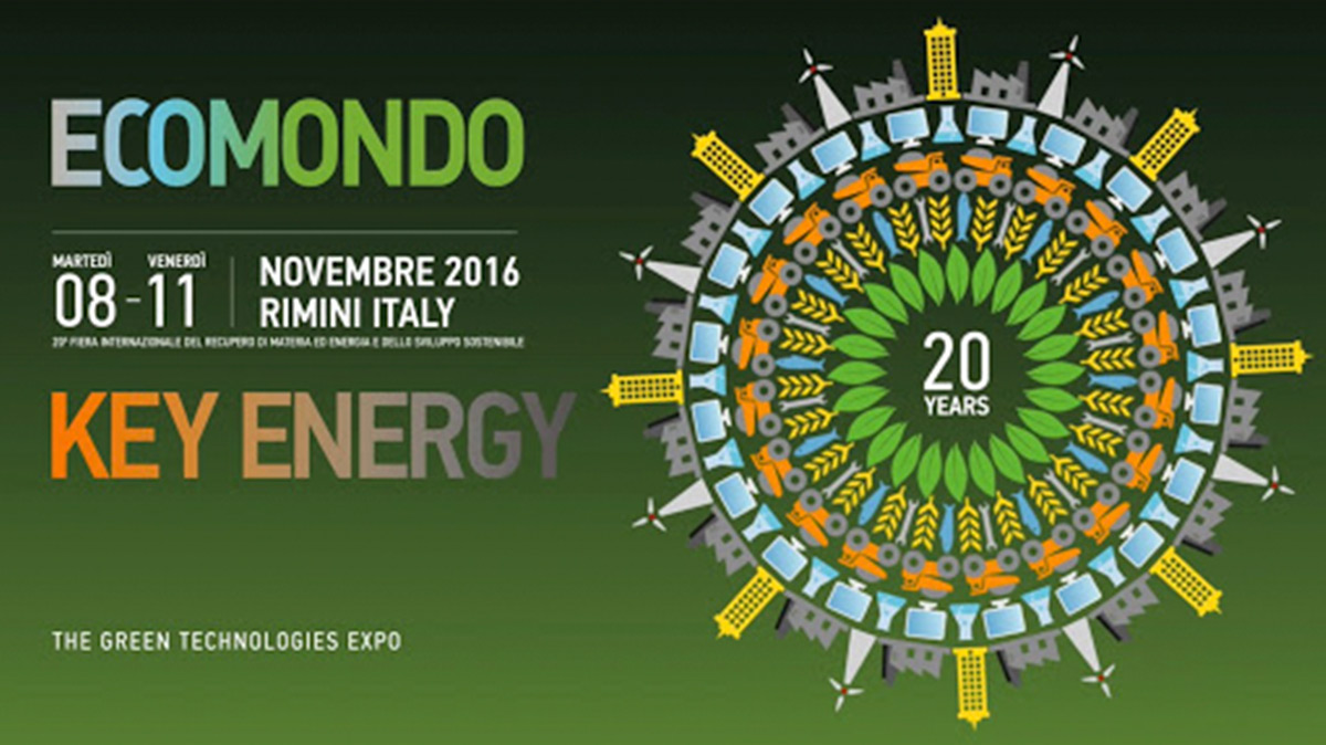 ECOMONDO e KEY ENERGY