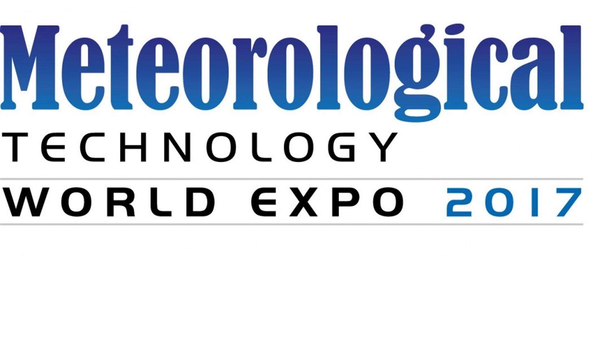 Meteorological Technology World EXPO 2017
