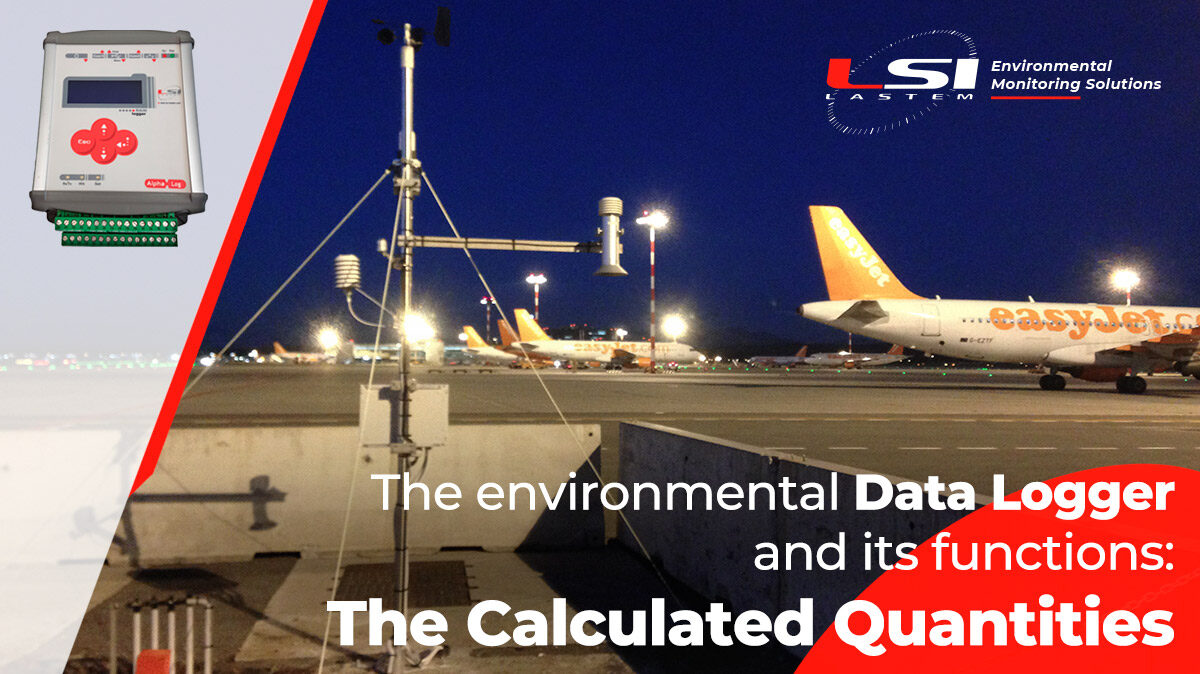 The environmental data logger and its functions