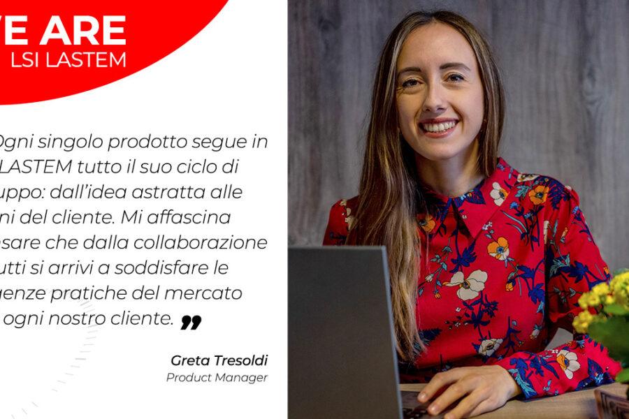 Due chiacchiere con Greta Tresoldi, la Product Manager