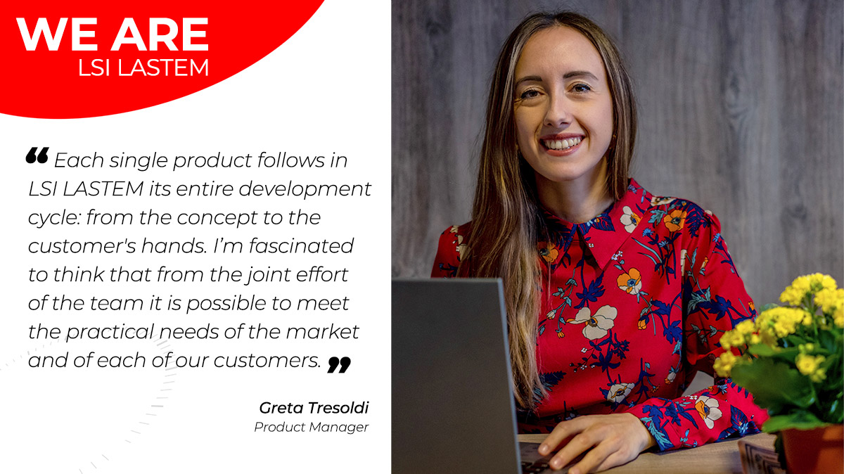 A little chat with Product Manager Greta Tresoldi