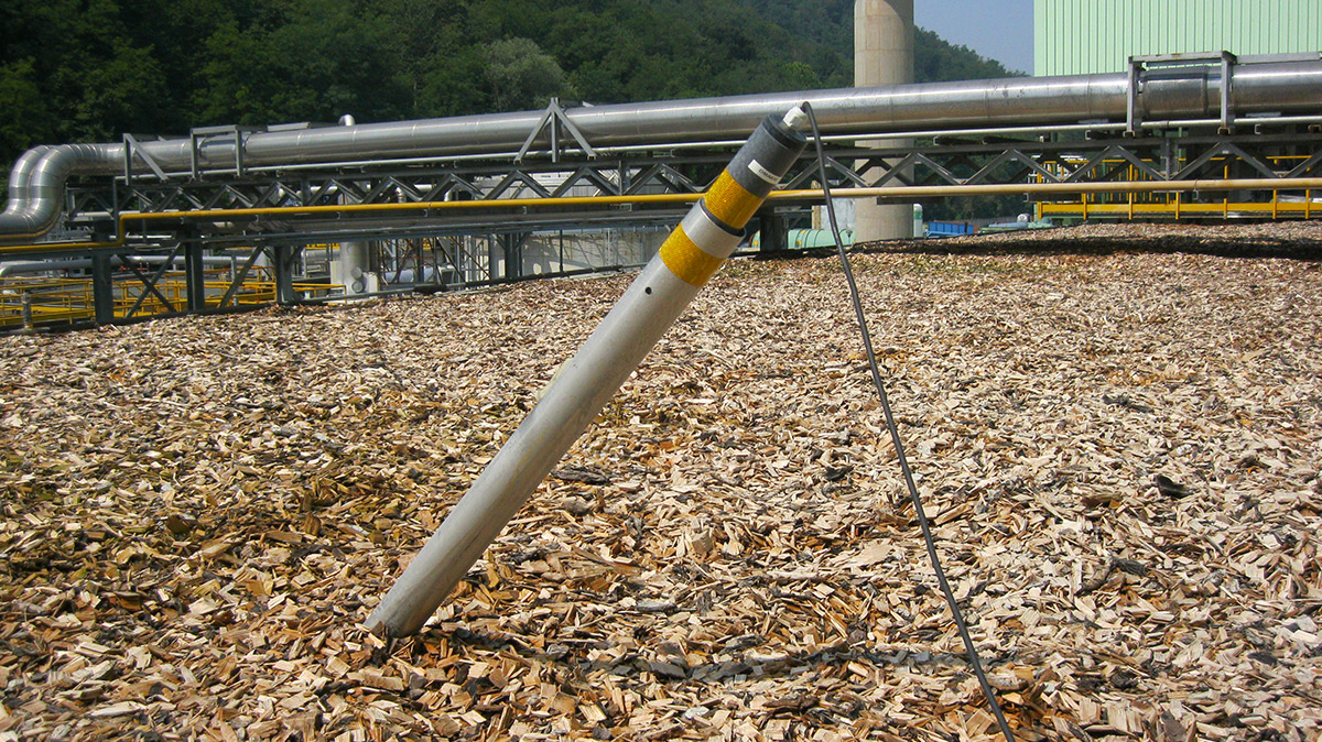 The solution for continuous monitoring of biofilters