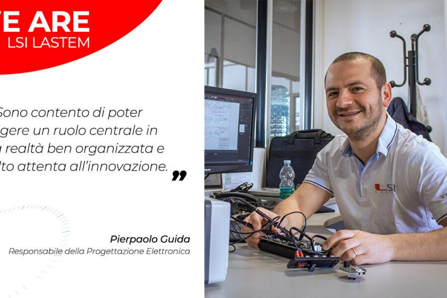 Due chiacchiere con Pierpaolo Guida, il Responsabile della Progettazione Elettronica