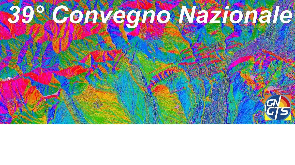 39° Conferenza Nazionale GNGTS