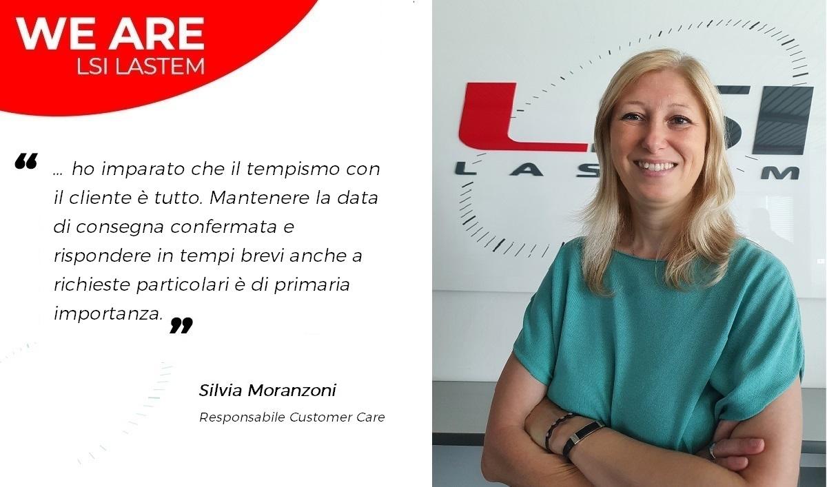 Due chiacchiere con Silvia Moranzoni, la Responsabile Customer Care